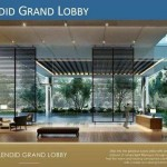 Grand Lobby Holland Village Apartemen