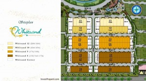 Site Plan Cluster Whitsand Grenwich Park BSD City