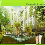 Thematic Tower Garden Landmark Residence