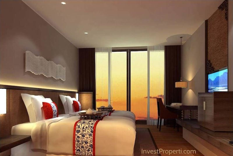 Kamar hotel meritus seminyak for Dekorasi kamar pengantin di hotel
