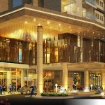 Lobby Apartemen Skyline Residence @ Cawang
