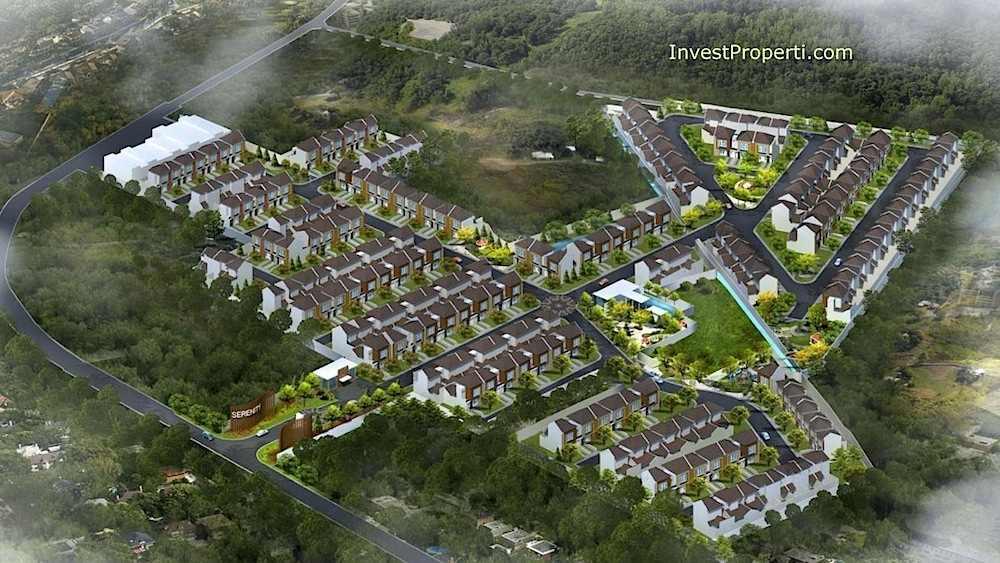 Master Plan Premier Serenity Bekasi