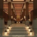 Meritus Seminyak Luxury Lobby