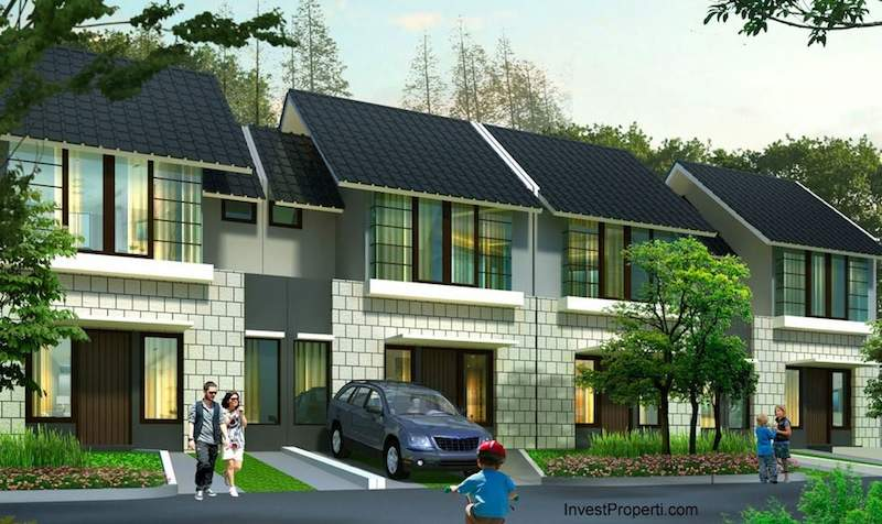 Rumah Cluster Premier Savanna Tipe C