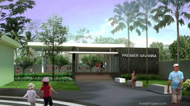 Vida Bekasi Club House Cluster Premier Savanna