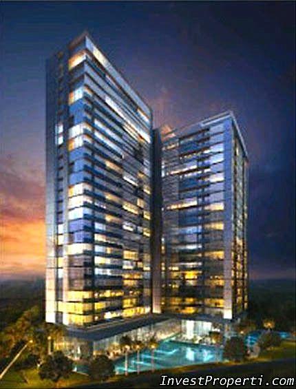 Apartemen The ForesQue Ragunan