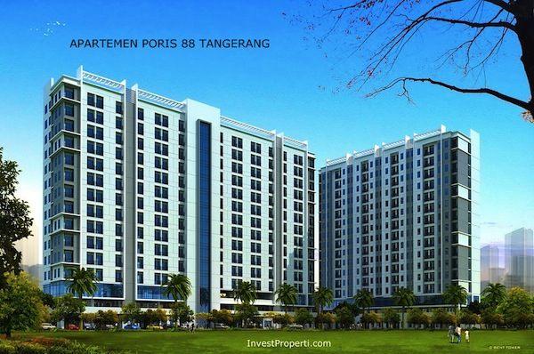Apartemen Poris 88 Cipondoh Tangerang