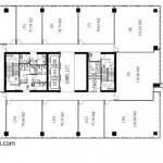 ITS Office Tower Floor Plan Lantai 15 17 19 21