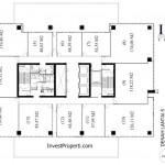 ITS Office Tower Floor Plan Lantai 5