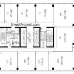 ITS Office Tower Floor Plan Lantai 9