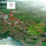Site Plan Ecopolis Citra Raya Cikupa