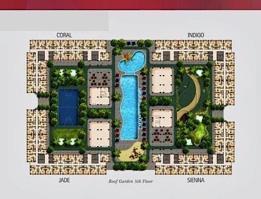 Site Plan Kota Ayodhya Apartemen Lt 5