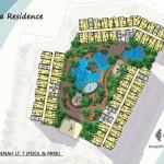 Vittoria Residence Denah Lt 7