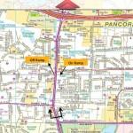 MAP ITS Office Tower Pasar Minggu