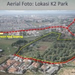 Lokasi K2 Park Gading Serpong