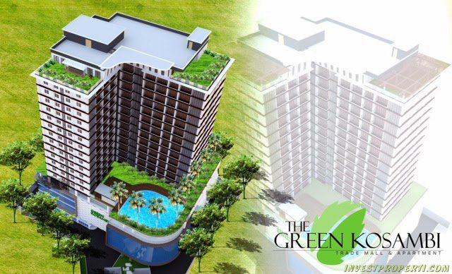 Green Kosambi Bandung Birdview