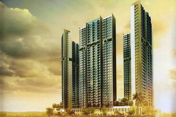 Puri Orchard Apartment Cengkareng Jakarta