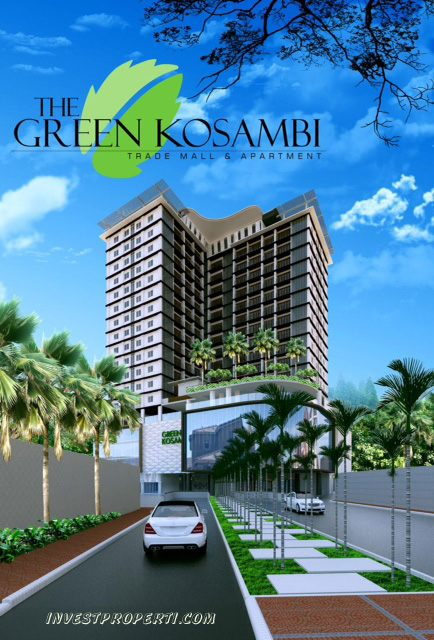 The Green Kosambi Trade Mall and Apartment
