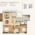 Wang Residence Unit 2BR Upperhouse E
