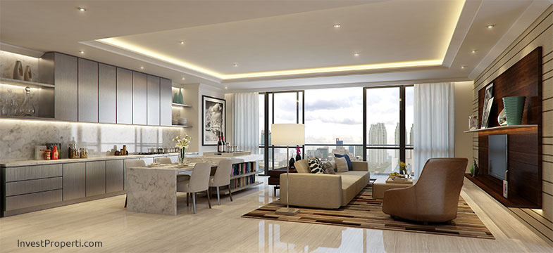 Wang Residence Upperhouse Living and Dining Room copy
