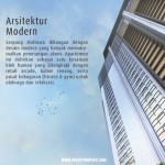 Arsitektur Modern Serpong Midtown Apartment