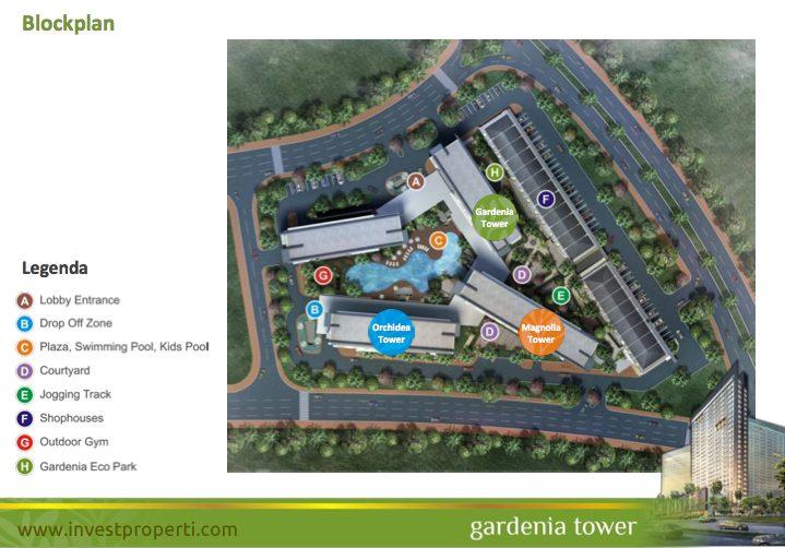 Block Plan Casa De Parco