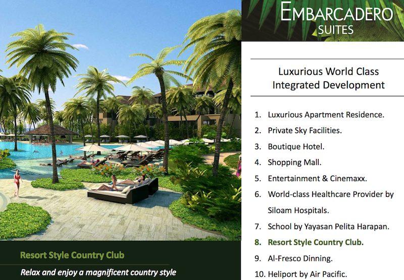 Resort Country Embarcadero Suites