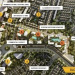 Serpong Midtown Block Plan
