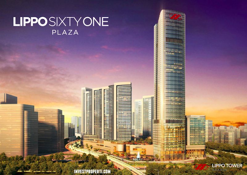 Lippo Sixty One Plaza Tower