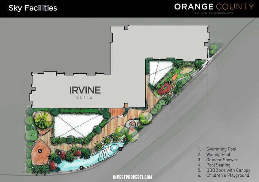 orange-county-apartemen-irvine-suite-site-plan