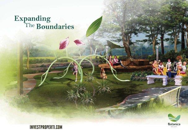Botanica Valley Garden Serpong