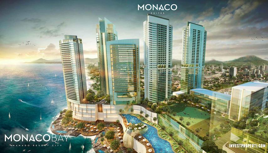Monaco Bay Manado Suites Apartment
