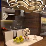 Monaco Suites Kitchen Apartment