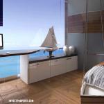 Monaco Bay Manado Suites Sea View