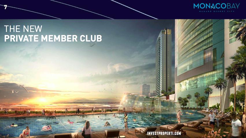 Monado Bay Manado Private Member Club
