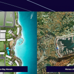 View Monaco Bay Manado Resort Typography