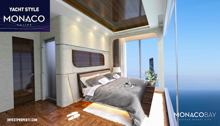 Monacy Bay Suites Yatch Style Room