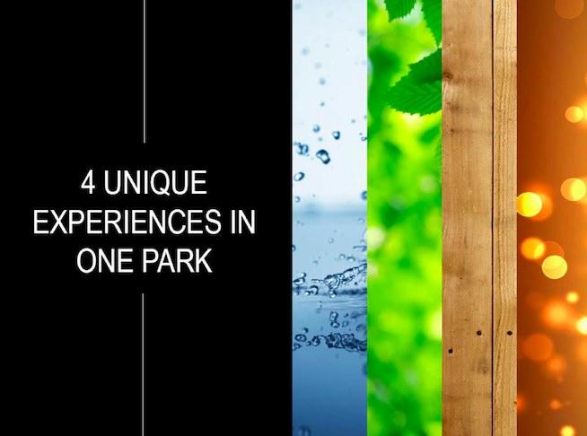 Podomoro Park Unique Experience