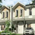 Design Rumah Cluster Azura 6 BSD City
