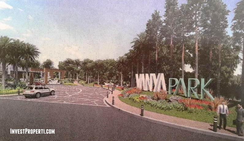 Gerbang Rumah Vanya Park