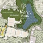 Master Plan Perumahan Vanya Park BSD City