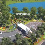 Perumahan Cluster Baru Vanya Park BSD City