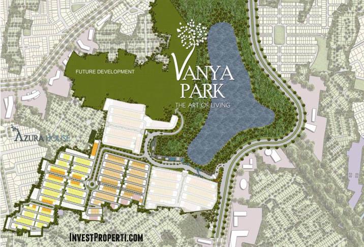 Site Plan Azura House Cluster2