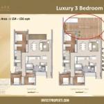Unit 3BR Suite
