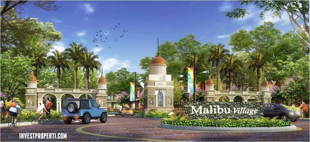 Malibu Village Gading Serpong
