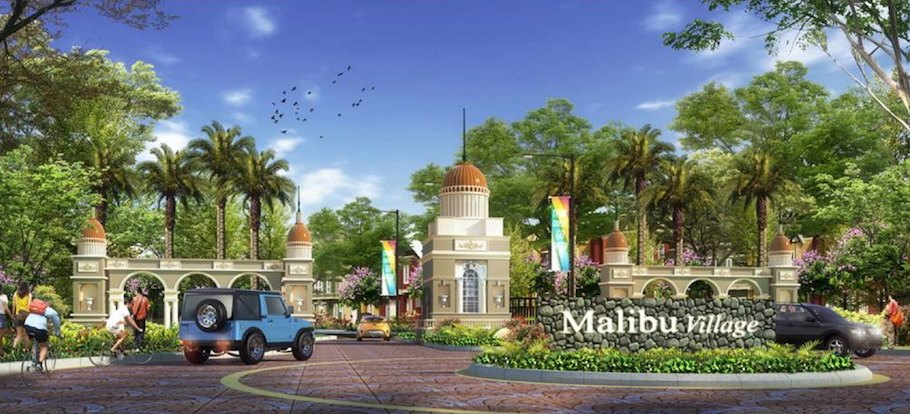 Malibu VIllage Paramount