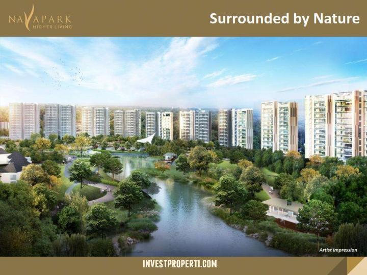 Navapark BSD City Condo