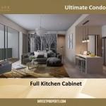 Navapark BSD Condo Kitchen Design