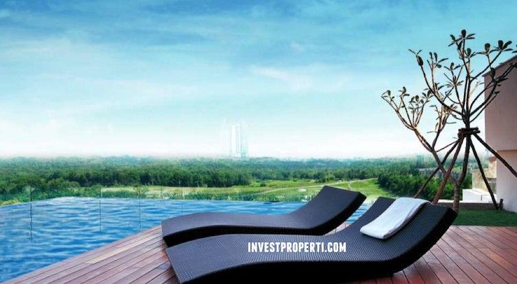 LINQ Kemayoran Jakarta Sky Pool