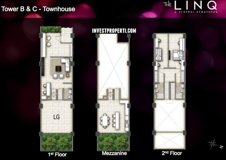 Tower BC Townhouse